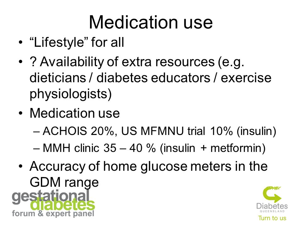 Medication use Lifestyle for all . Availability of extra resources (e.g.