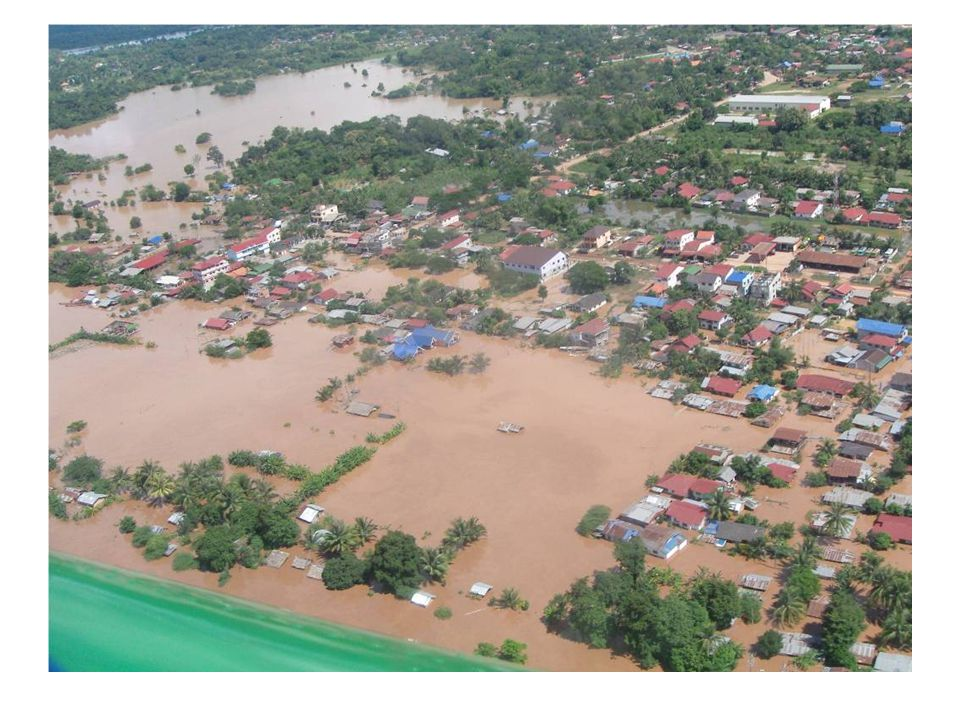 Flood in 2007
