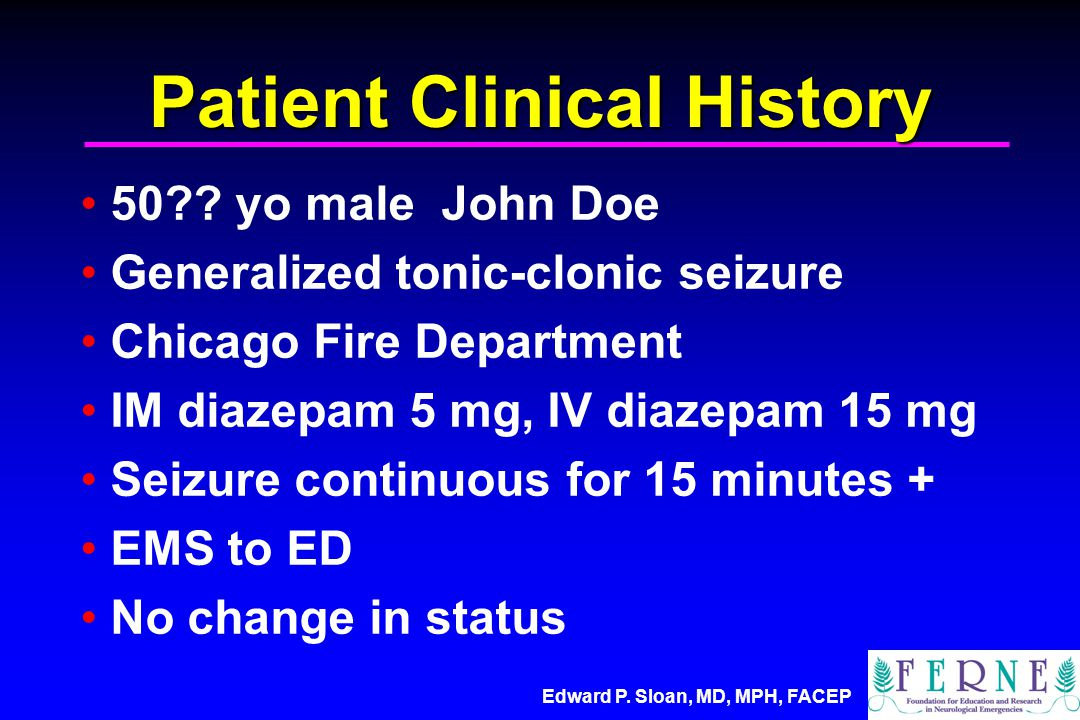 Patient Clinical History 50?.