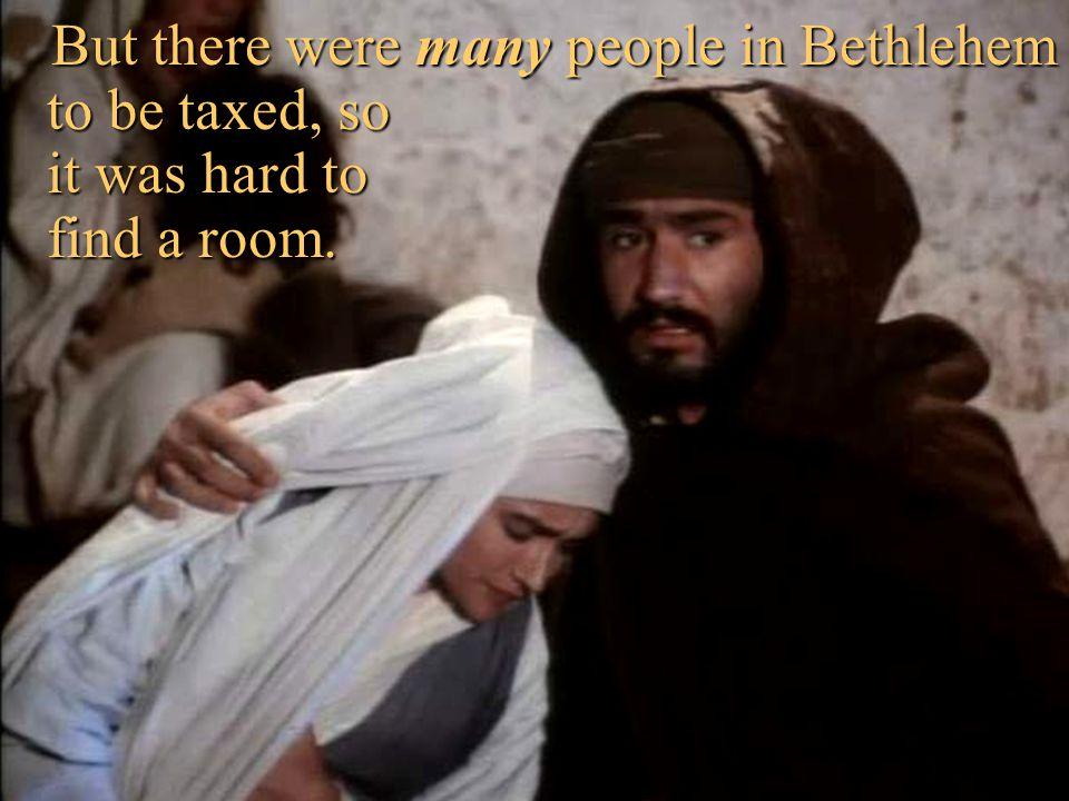 How Bethlehem looks today!