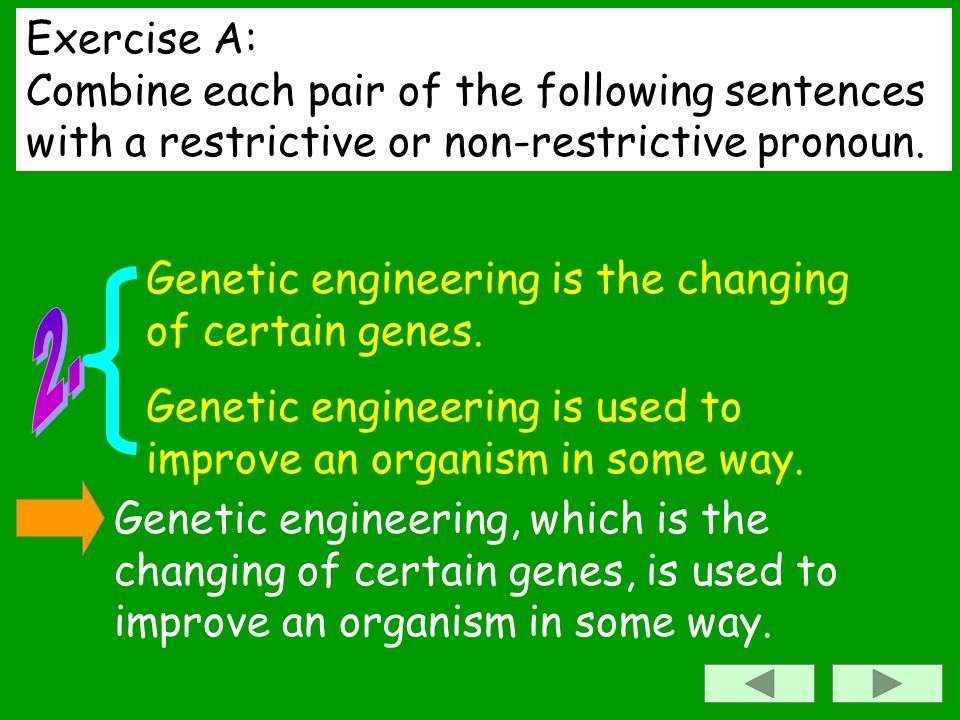 Genes are chemical substances in the cells of all living things.