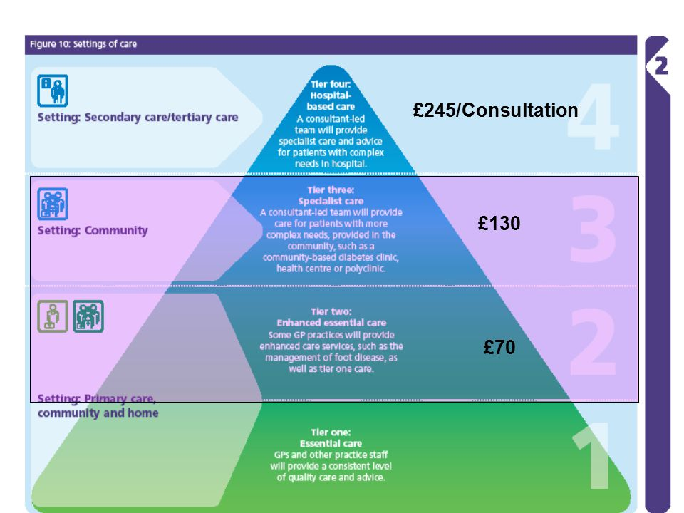 £245/Consultation £70 £130