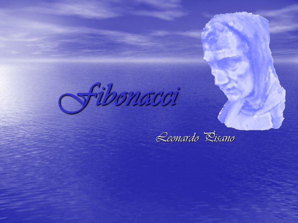 Fibonacci Leonardo Pisano