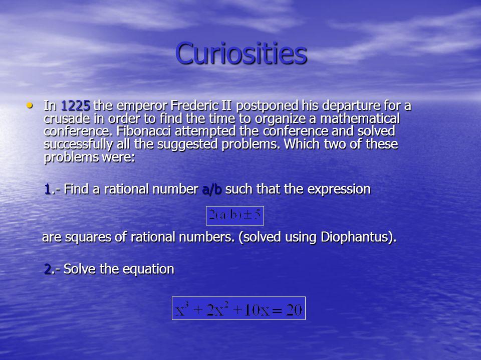 How did the Fibonacci Sequence born.