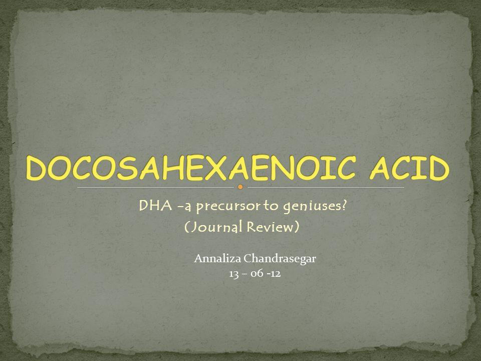 There are three major omega-3 fatty acids:  Alpha-linolenic acid (ALA)  Eicosaentaenoic acid (EPA)  Docosahexaenoic acid (DHA) ALA  parent omega-3  cannot be produced by the body.