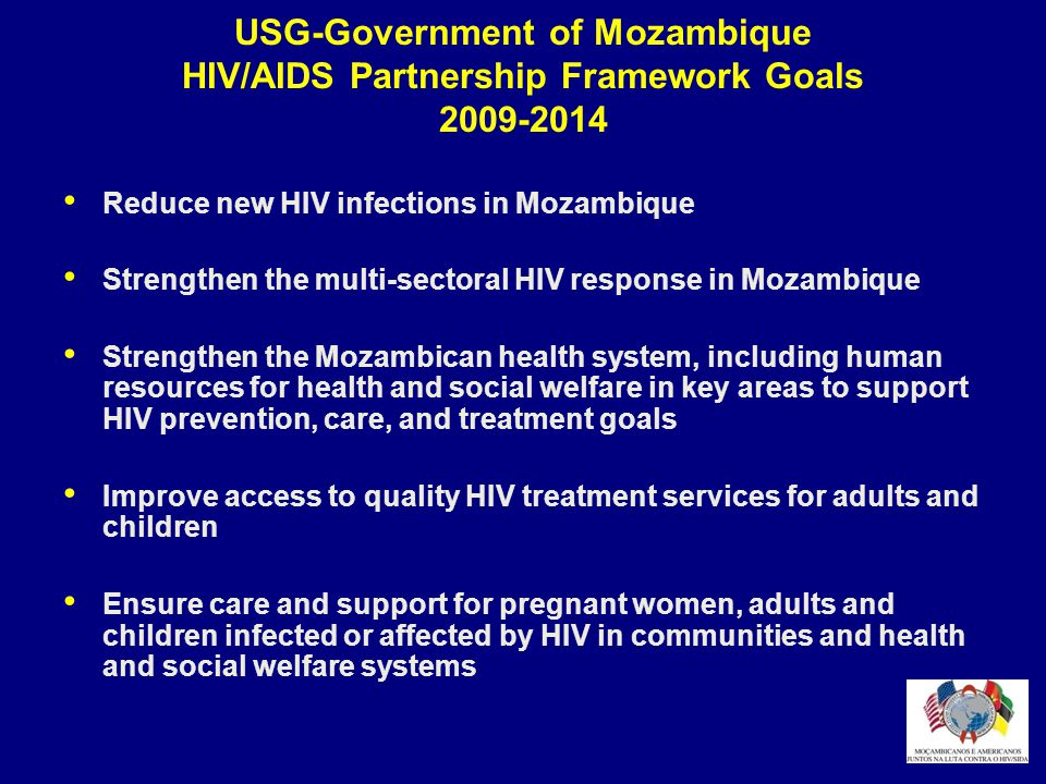 Governments and Civil Society empowered to lead, prioritize, implement, and be accountable for a country's response to HIV/AIDS Align with GRM priorities Increase joint planning Build capacity of national/ provincial systems – Provision of technical assistance, organizational capacity building – Use of government systems – Direct funding to regional governments and local partners Support quality, sustainable services Sustainability and Country Led Response