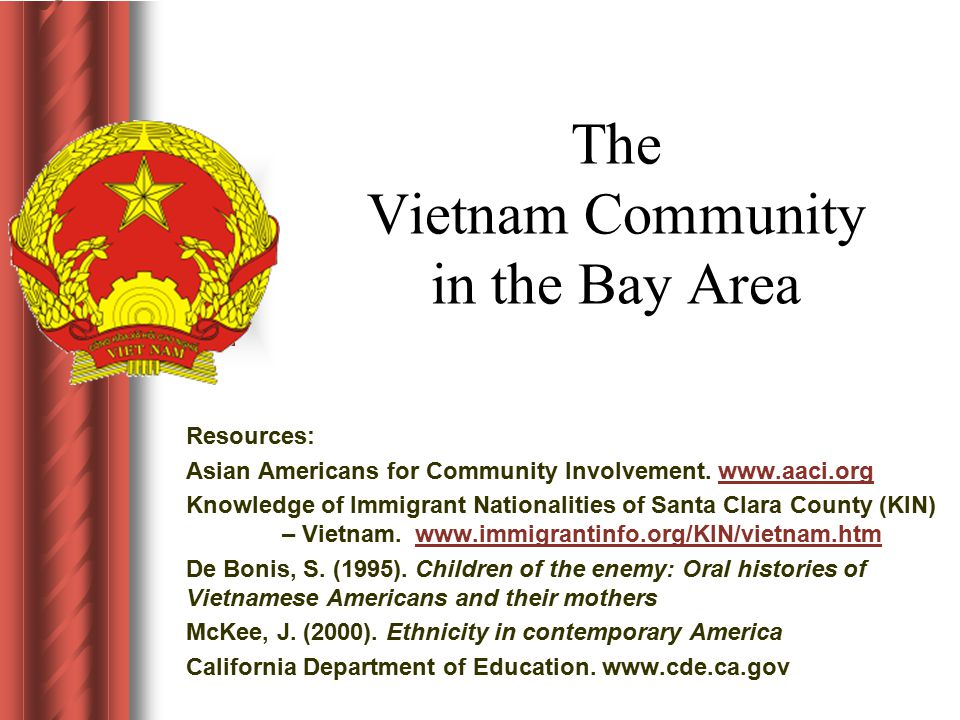 Resources: Asian Americans for Community Involvement.