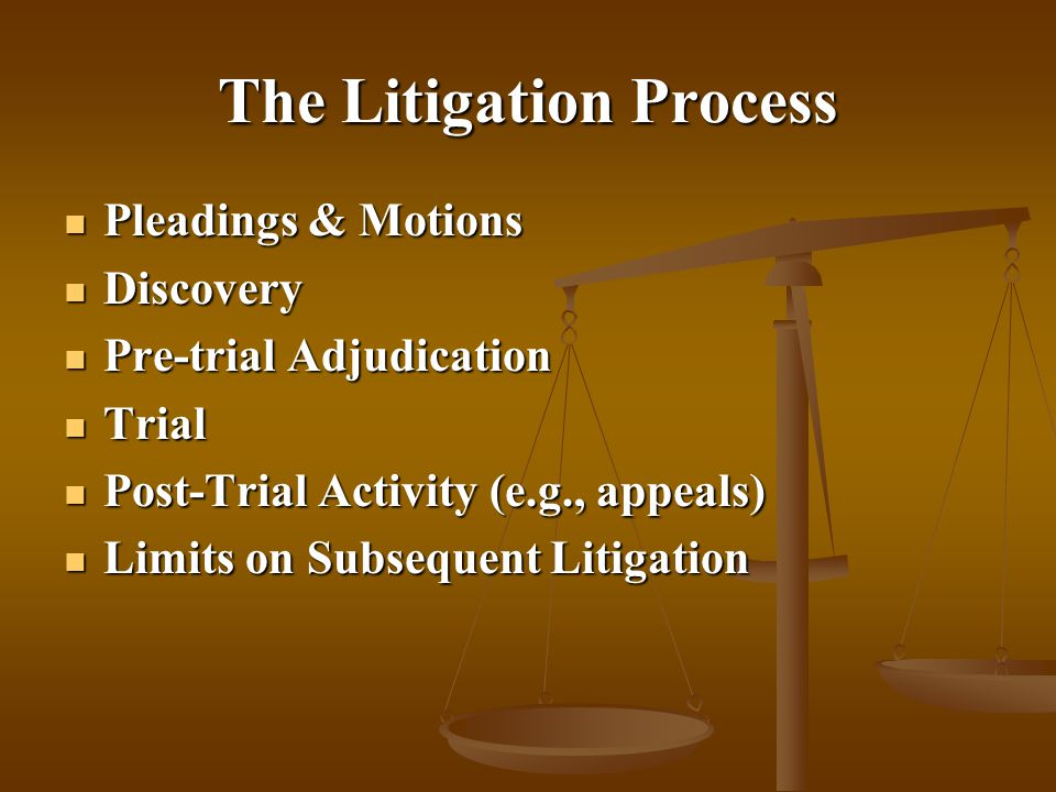 Pleadings: Initiating the Action Deciding whether to sue (A Civil Action) Deciding whether to sue (A Civil Action) Personal Jurisdiction (in which state / jurisdiction should we file the suit?) Personal Jurisdiction (in which state / jurisdiction should we file the suit?) Subject Matter Jurisdiction (should we file in state court or federal court?) Subject Matter Jurisdiction (should we file in state court or federal court?) Venue (which specific court within the jurisdiction should entertain the lawsuit?) Venue (which specific court within the jurisdiction should entertain the lawsuit?) Service of Process (did we properly notify the defendant of the claim against her?) Service of Process (did we properly notify the defendant of the claim against her?) Vertical Choice of Law Issues (i.e., Erie– should we apply state or federal law?) Vertical Choice of Law Issues (i.e., Erie– should we apply state or federal law?)