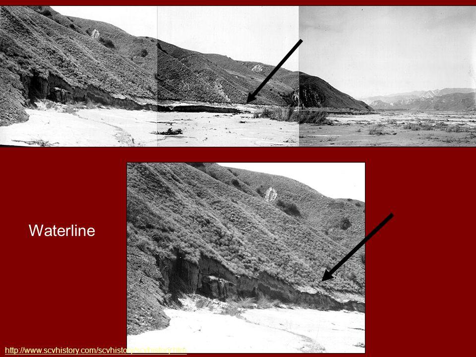 Waterline http://www.scvhistory.com/scvhistory/scvhistory.htm
