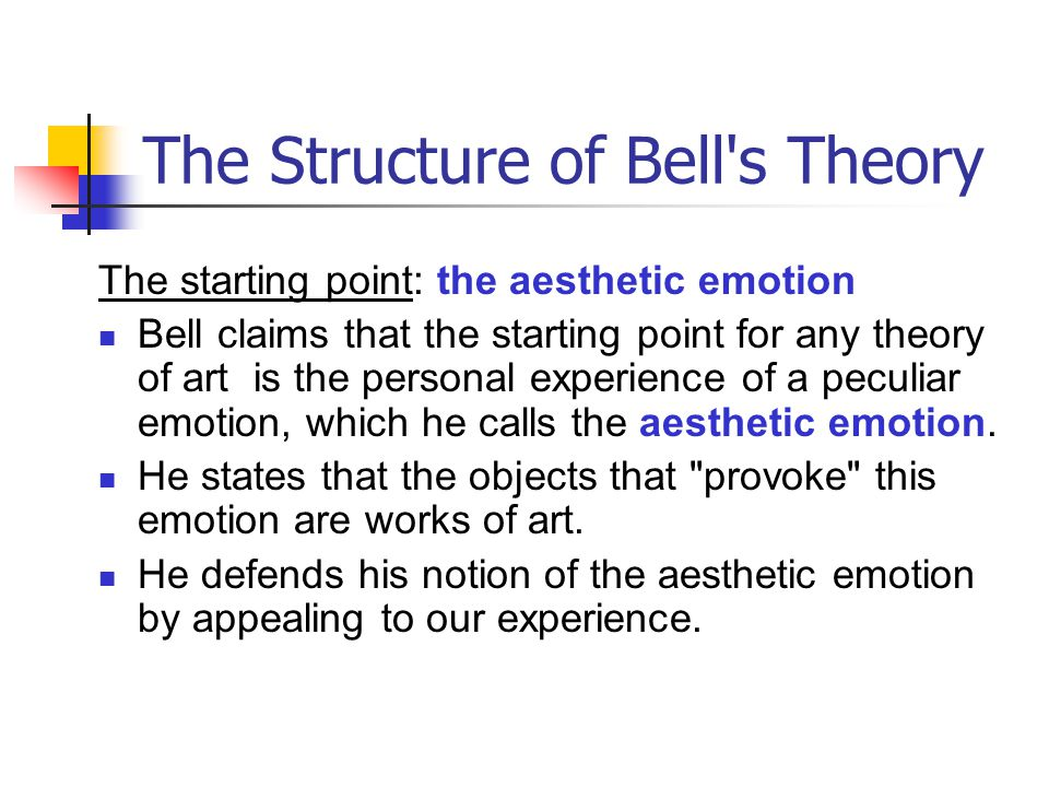 Characteristics of the aesthetic emotion The aesthetic emotion is not like our ordinary, daily emotions.