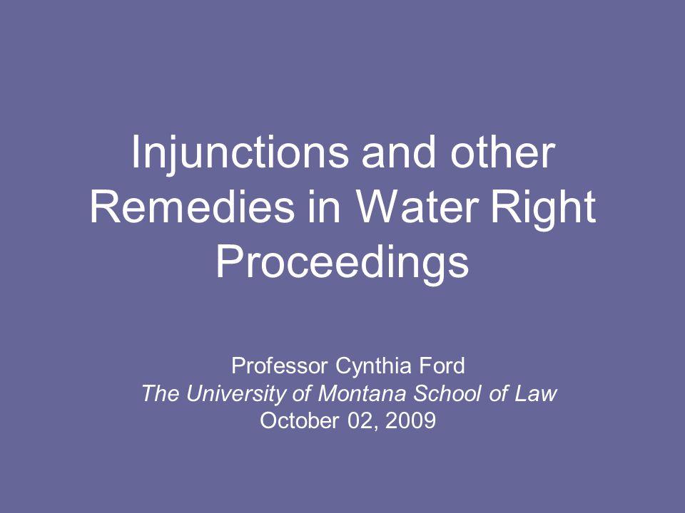 Types of Injunctions: TROs MCA § 27-19-314.Temporary restraining order.