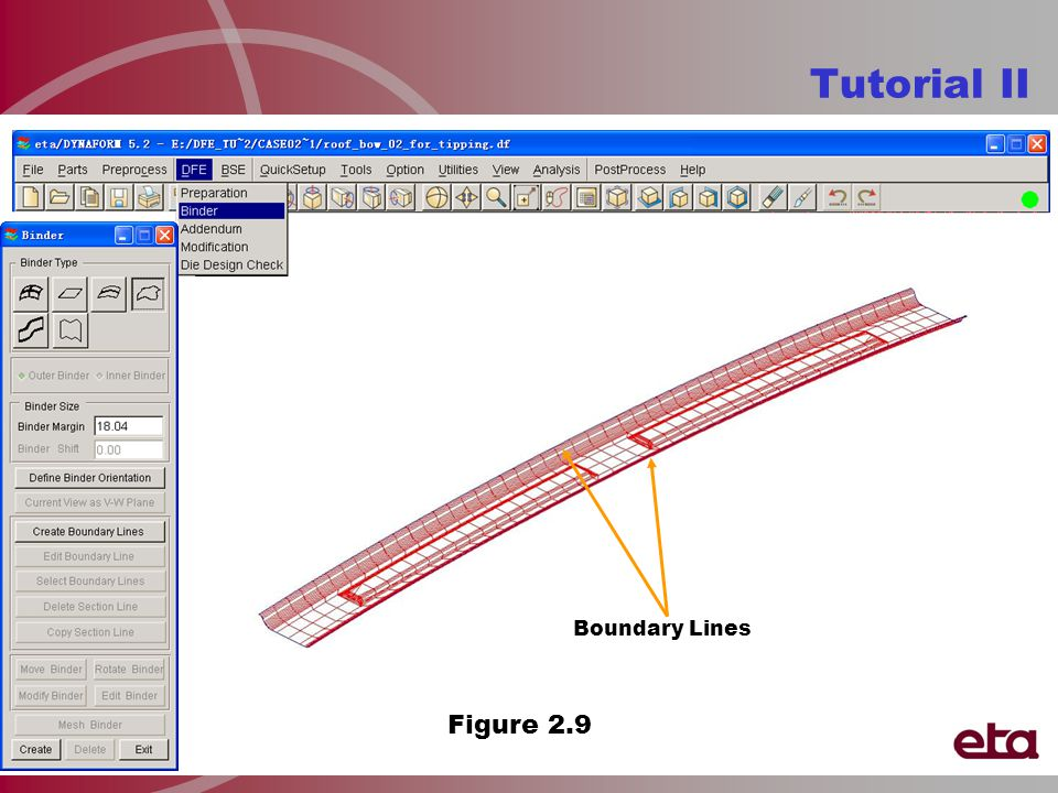 Boundary Lines Figure 2.9