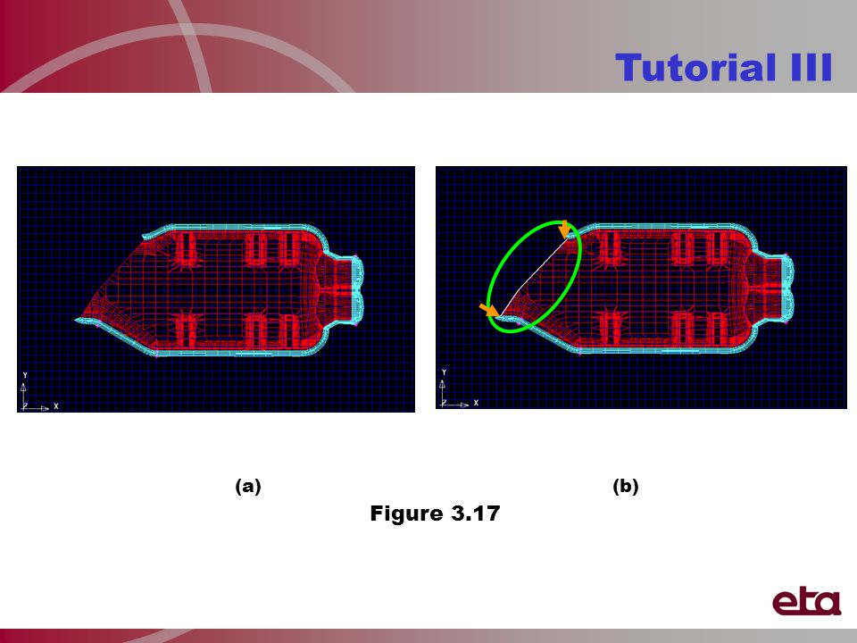 (b)(a) Figure 3.17 Tutorial III