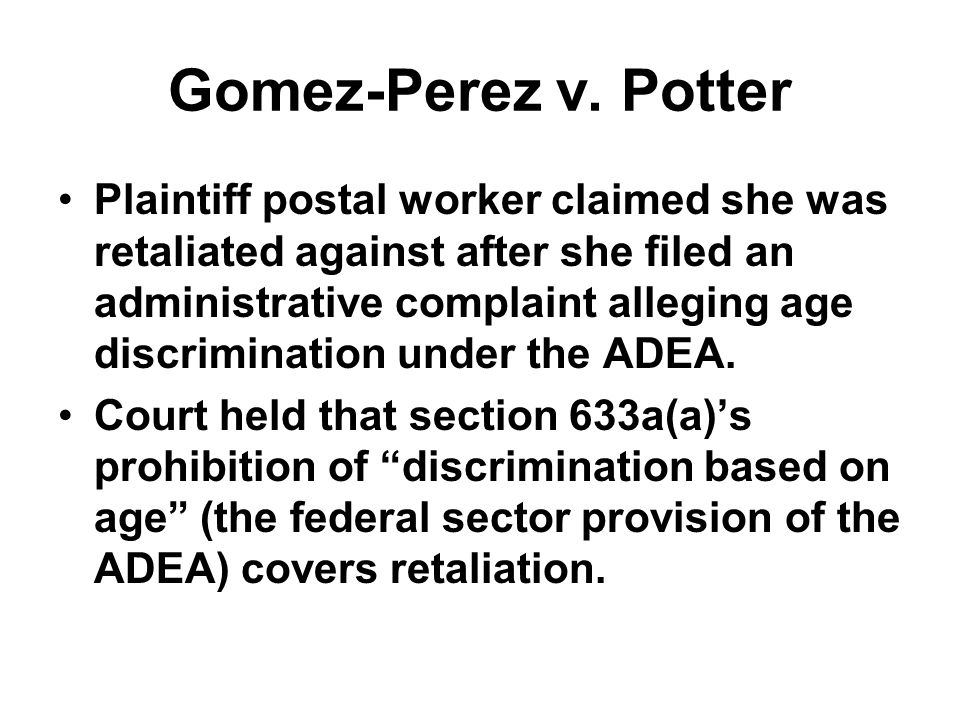 Gomez-Perez v.