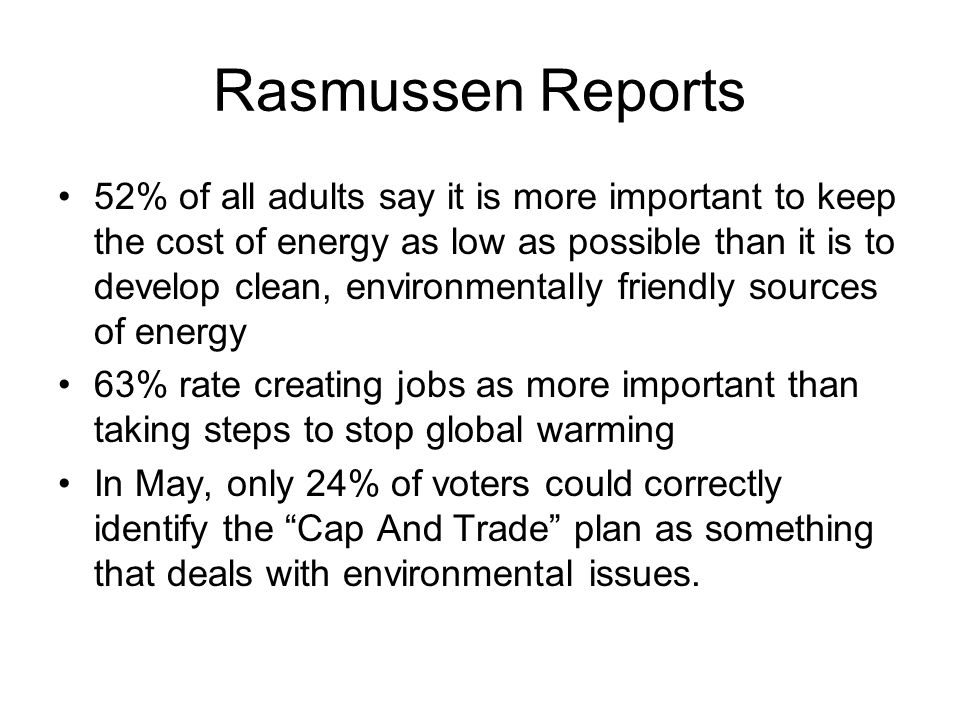 Speaker observations Average ratepayers : Quite a few of us don't believe humans affect climate Lots of us are unemployed, or financially stressed All of us frequently receive misinformation about Renewables and Transmission issues