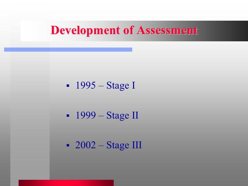 Current System Evaluation