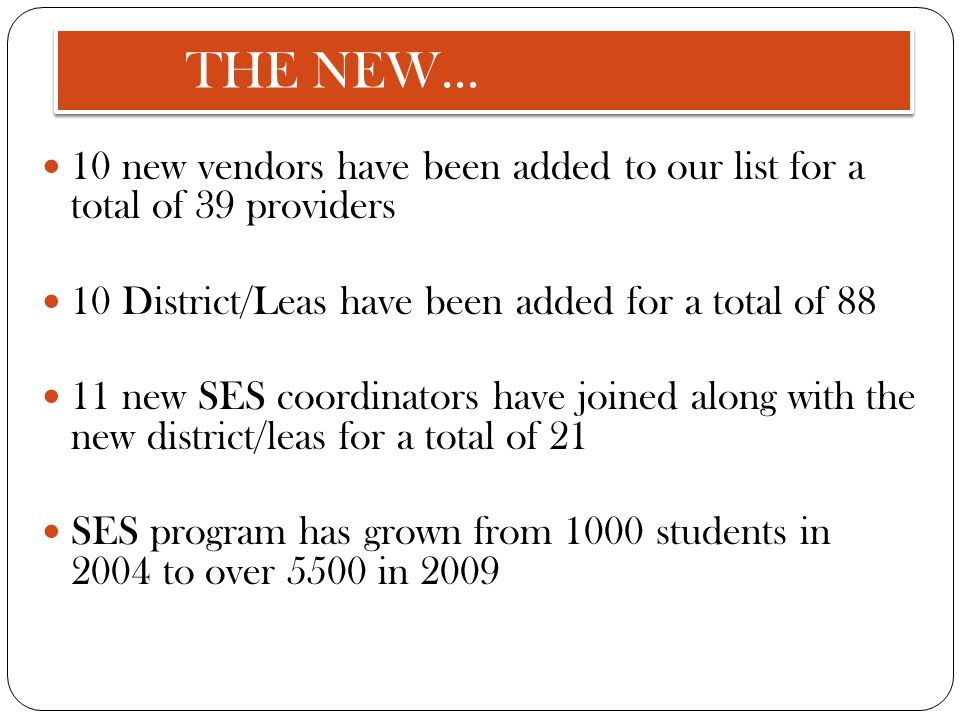The NEW Teachers may now be hired by vendors to work in their own school 1-You may want to have criteria that enables teachers to be hired such as be in good standing or has satisfactory rating. Since many 21 C programs require teachers to have these criteria, it should follow that other after school programs do as well.