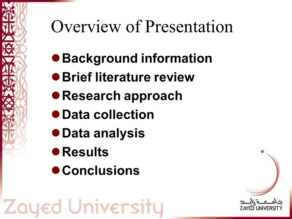 Context Institution Learners Purpose of the study