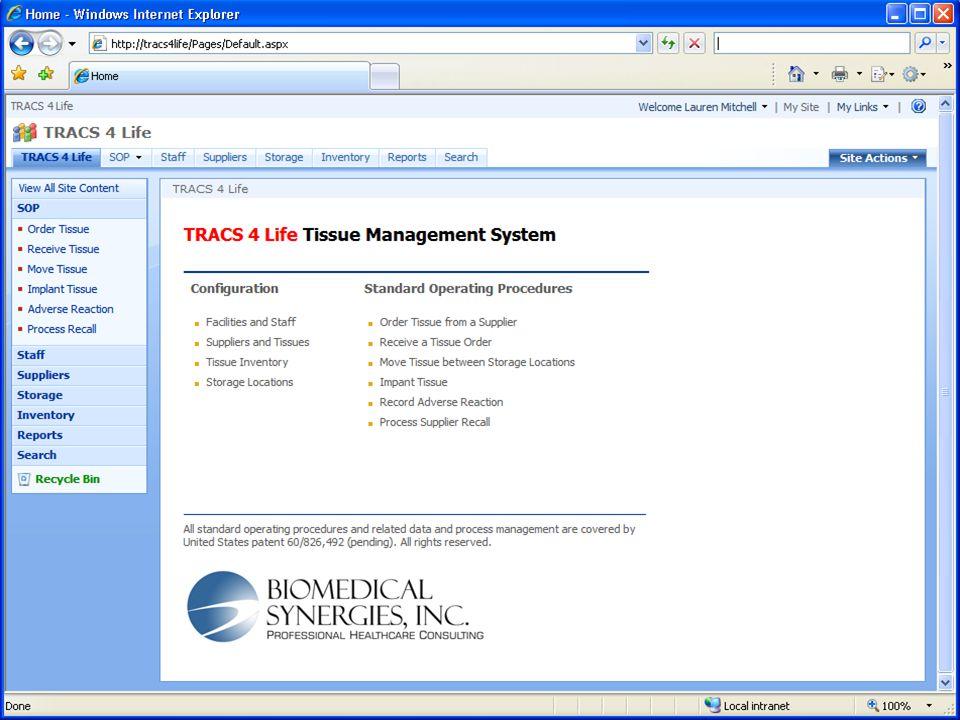 & DBA & DBA & DBA SAFMLS – 26 February 2007 © Biomedical Synergies, DB&A Inc., 200778