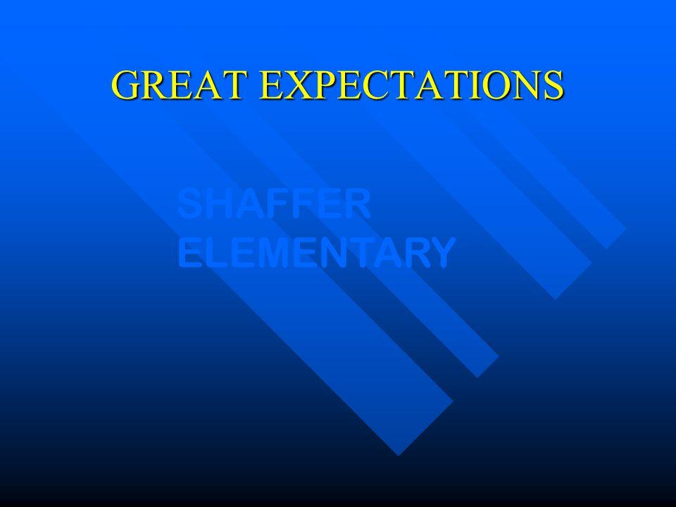 SHAFFER ELEMENTARY SCHOOL 2009-2010