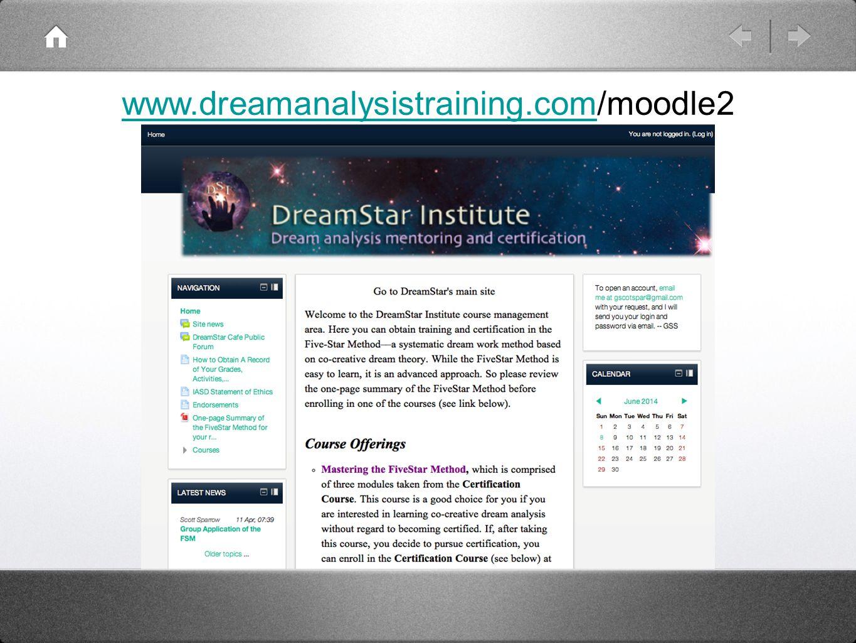 www.dreamanalysistraining.com/moodle2