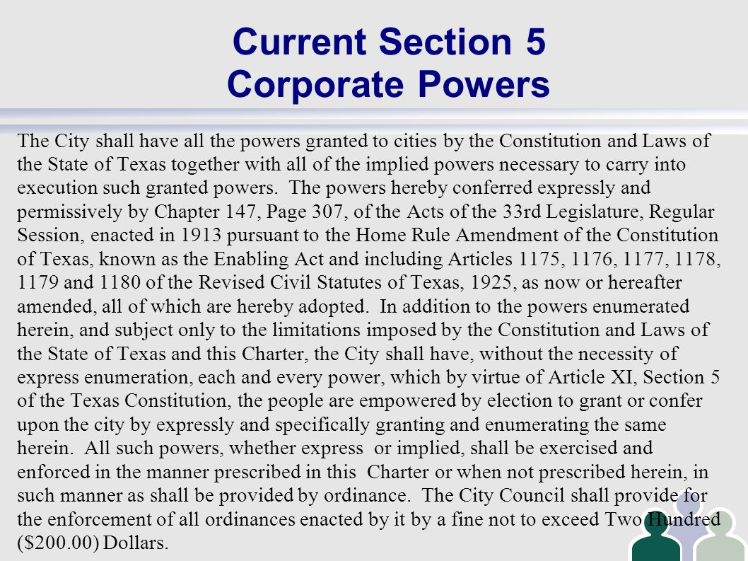Current Section 65 Park Commission There is hereby created and established a Park Commission to be composed of three (3) members, all resident citizens of the City of San Angelo, and who shall be officially designated as the Park Commissioners of the said City of San Angelo.