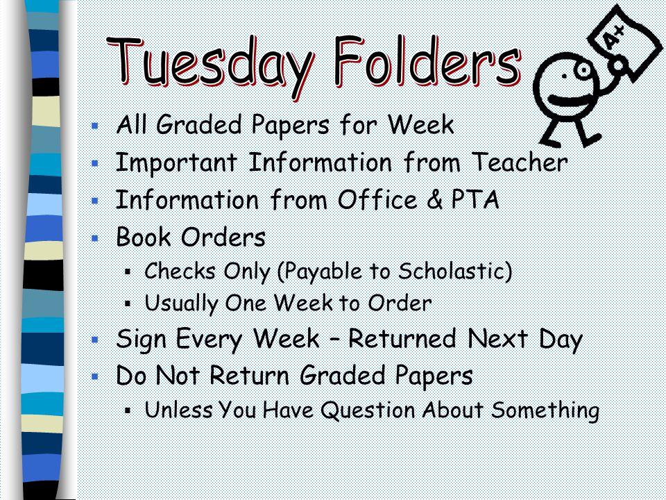 Behavior Chart Homework Assignment Sheet Reading Response Log Last Minute Notes Communication Between Teacher & Parent