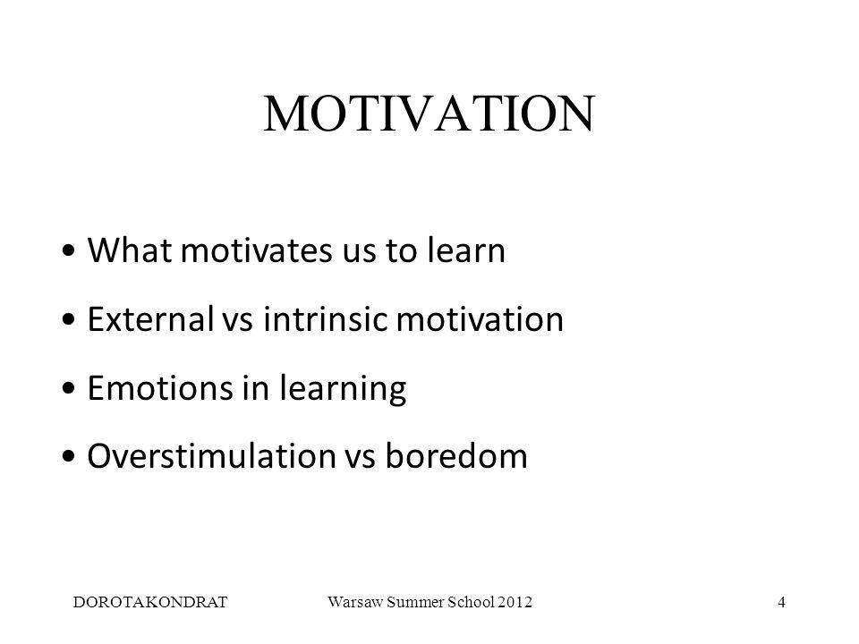 "DOROTA KONDRATWarsaw Summer School 201215 Build association network ""Learning words is a relational process (Rinvolucri) Which sense."