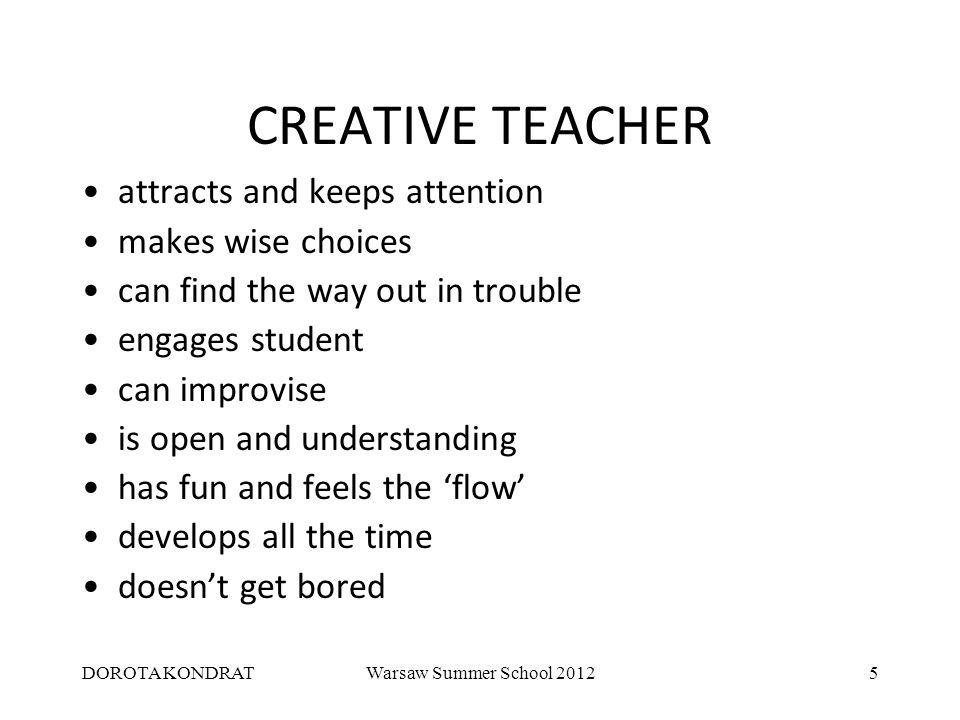 DOROTA KONDRATWarsaw Summer School 201216 How would you present the vocabulary.