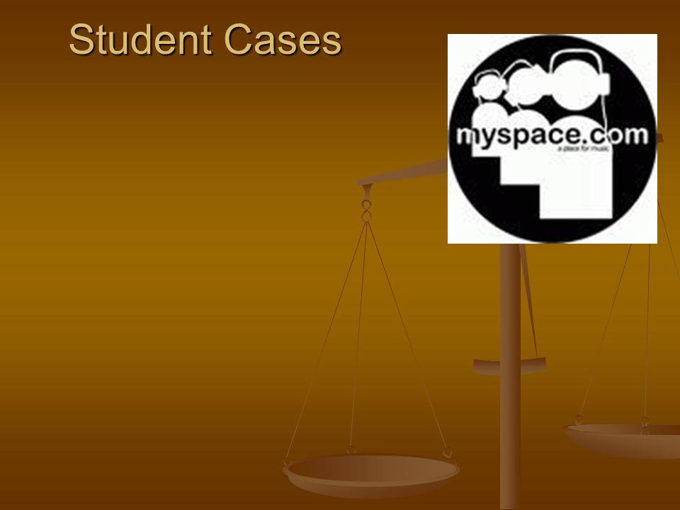Student Cases
