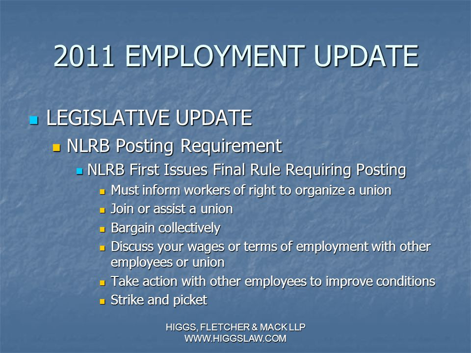 Reductions in Force CA WARN ACT CA WARN ACT CA Labor Code Section 1400 et.