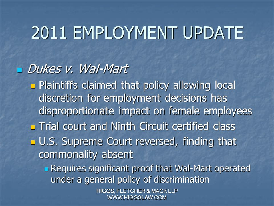 2011 EMPLOYMENT UPDATE Issue: One hour per day as penalty, or one hour per violation.