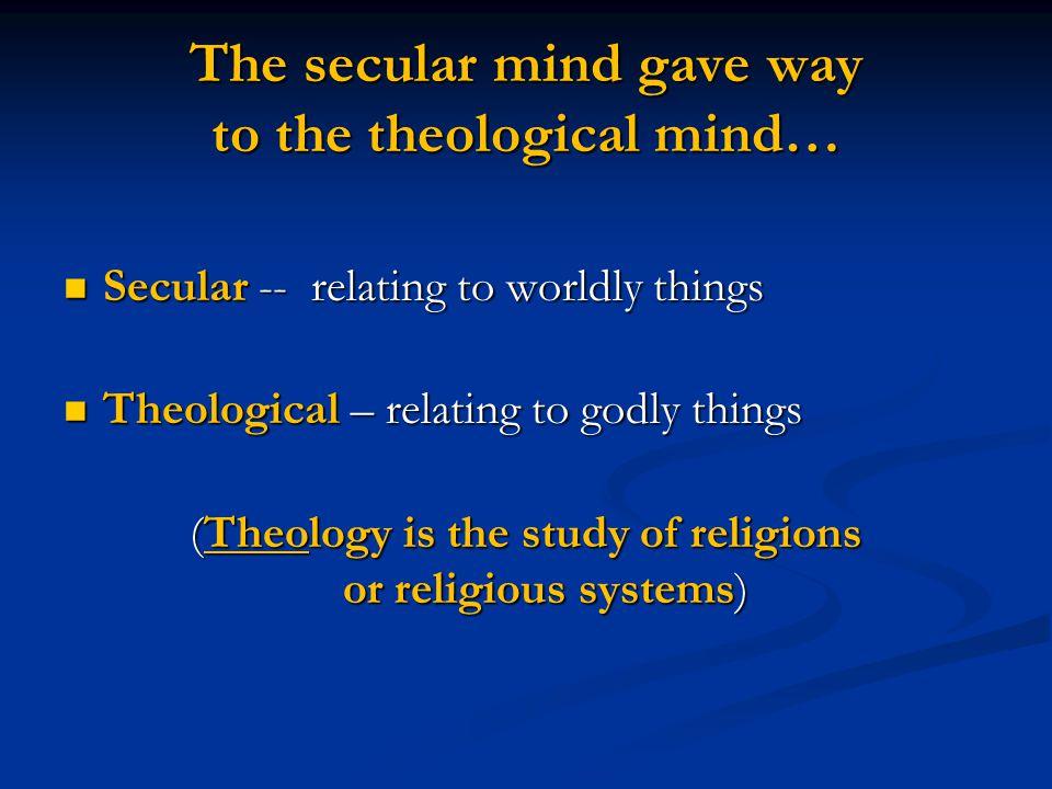 The Theory of Natural Law St.Thomas Aquinas' precepts....