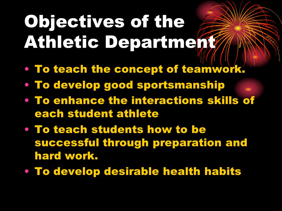 Discipline, suspension and dismissal of a student athlete If the student athlete makes a choice not to obey School or team rules.