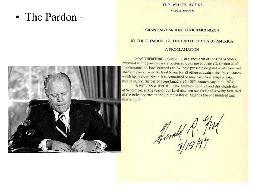 The Pardon -