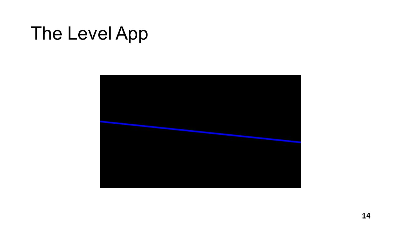 The Level App 14