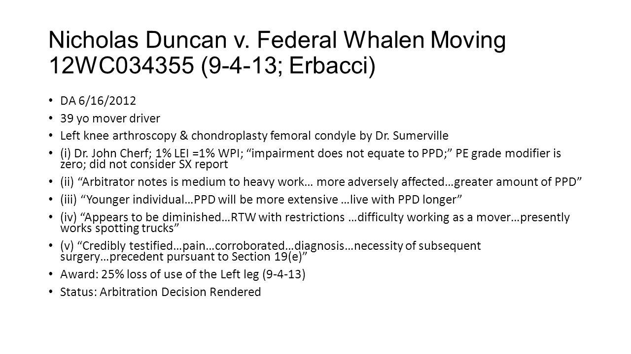 Nicholas Duncan v.