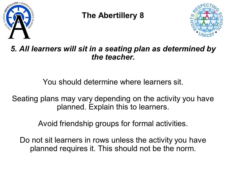 The Abertillery 8 6.