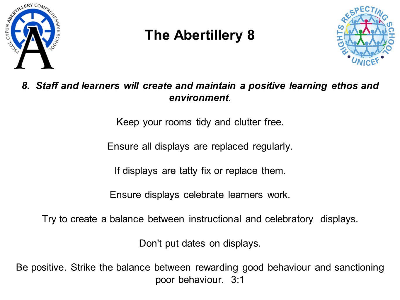 The Abertillery 8 8.