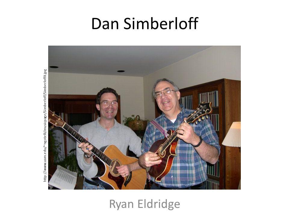 Simberloff vs.