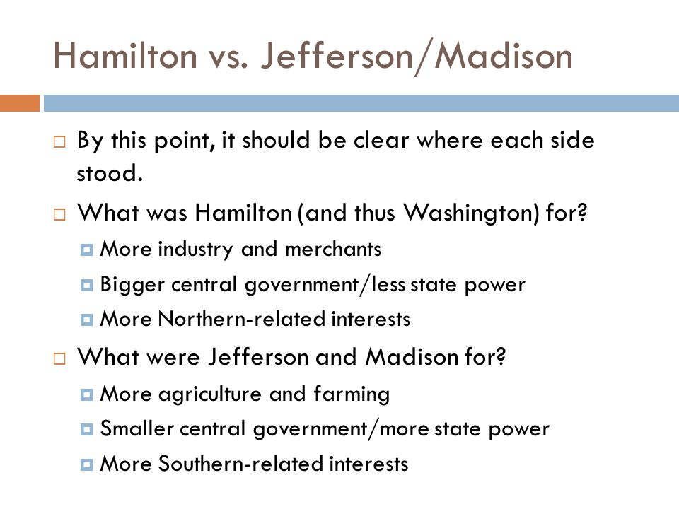 THE AMERICAN JOURNEY, CHAPTER 5: THE FEDERALIST ERA Section 2: Early Challenges