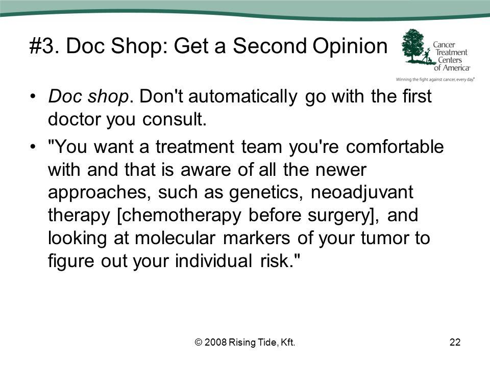 #3. Doc Shop: Get a Second Opinion Doc shop.