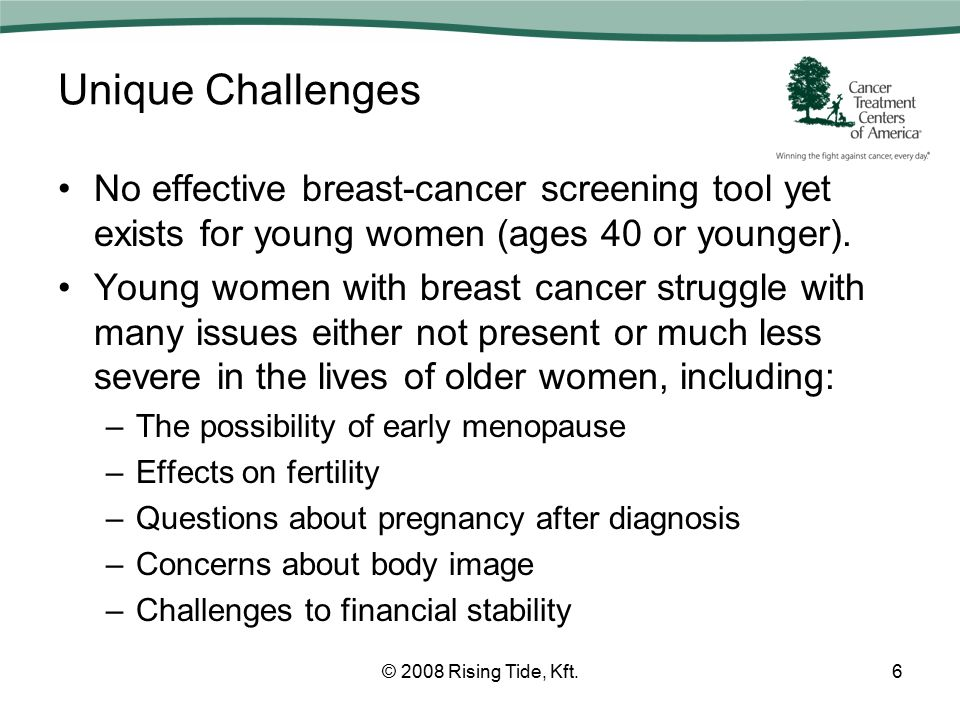 Breast Cancer: Genetic Mutations These include mutations to two genes: 1.
