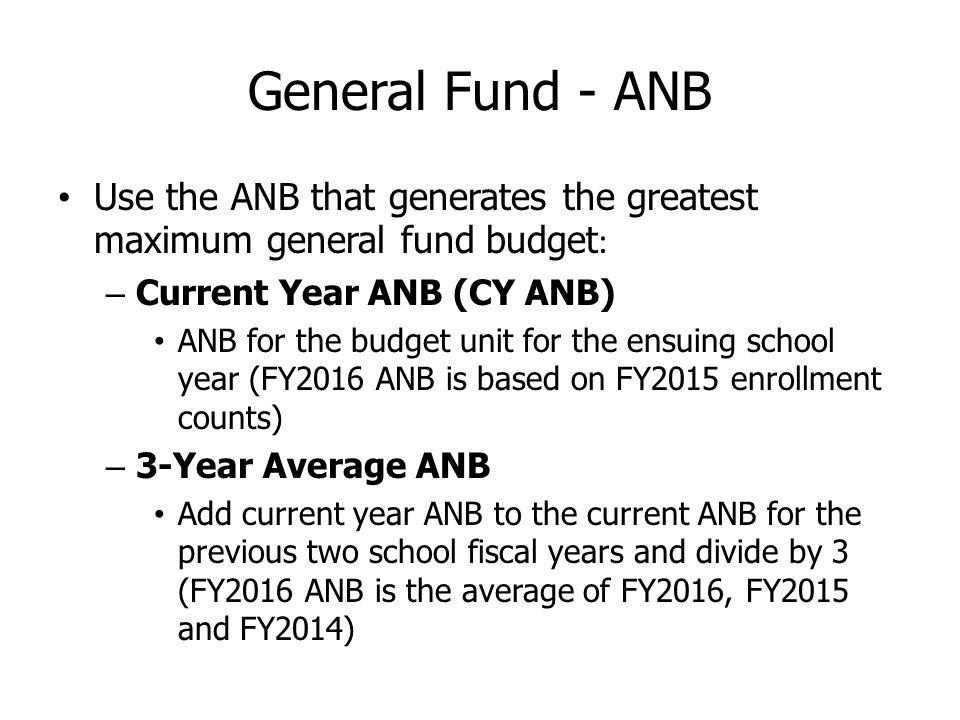 Where the Rubber Meets the Road: Getting to a Balanced Budget Tools in your toolbox: Planning New flexibility options – Increasing General Fund Highest Budget Without a Vote by decreasing other levies – Accessing Tuition Fund for special ed costs – Safety and security transfers – Interlocal/multidistrict agreements Permissive Levies