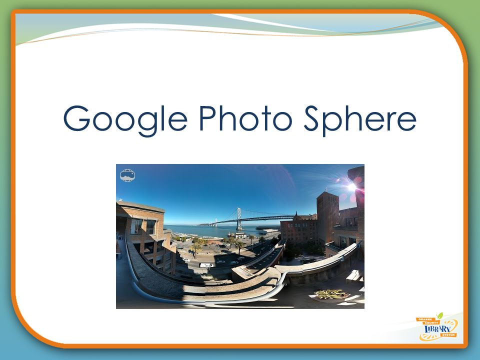 Google Photo Sphere