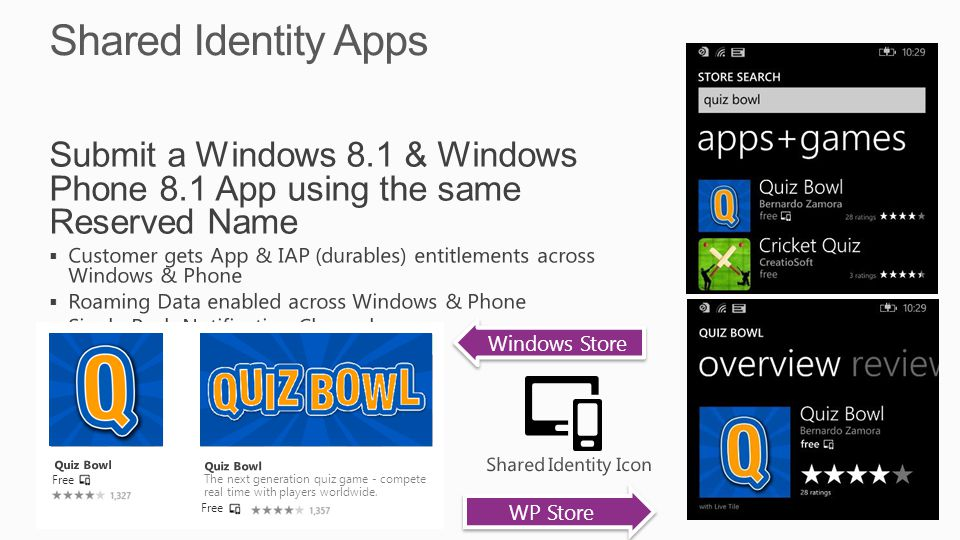 Free Windows Store WP Store