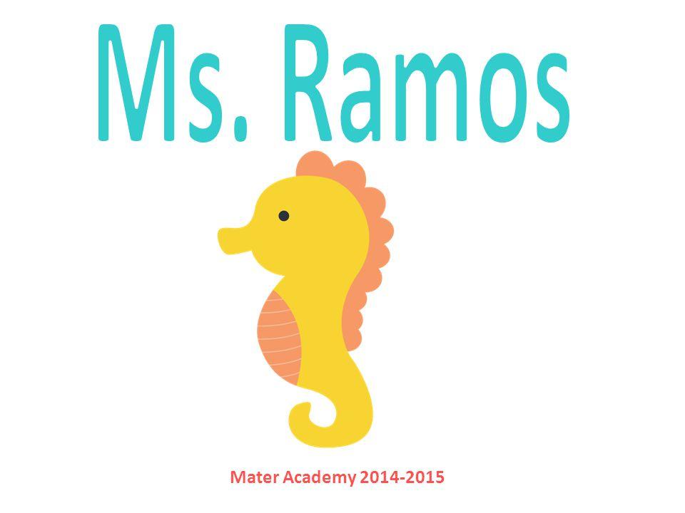 Mater Academy 2014-2015
