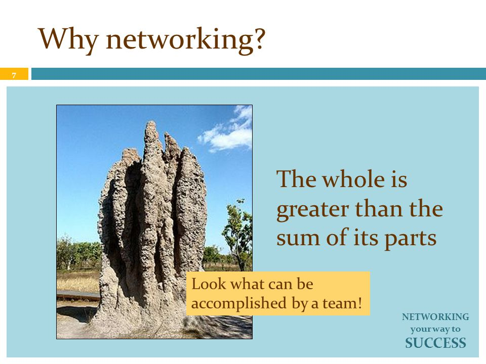 Activity Asking Questions 38 NETWORKING your way to SUCCESS