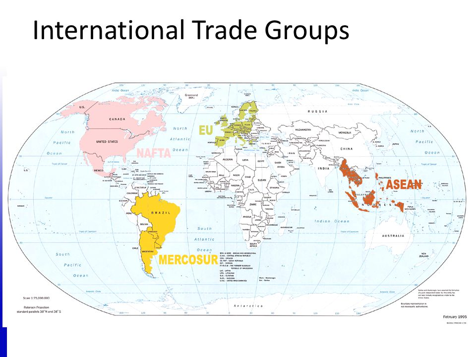 International Trade Groups