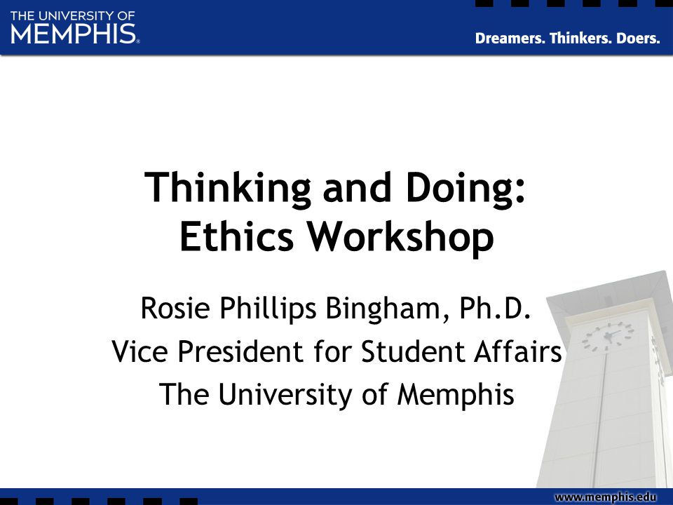 Ethics Workshop Overview 1.Introduction 2.Ethical Decision Making 3.Small Group Discussion as an Ethics Committee 4.Large Group Report out 5.Multicultural Nature of Ethics Code 6.Small Group Case Discussion 7.Large Group Report Out 8.Summary and Lingering Questions